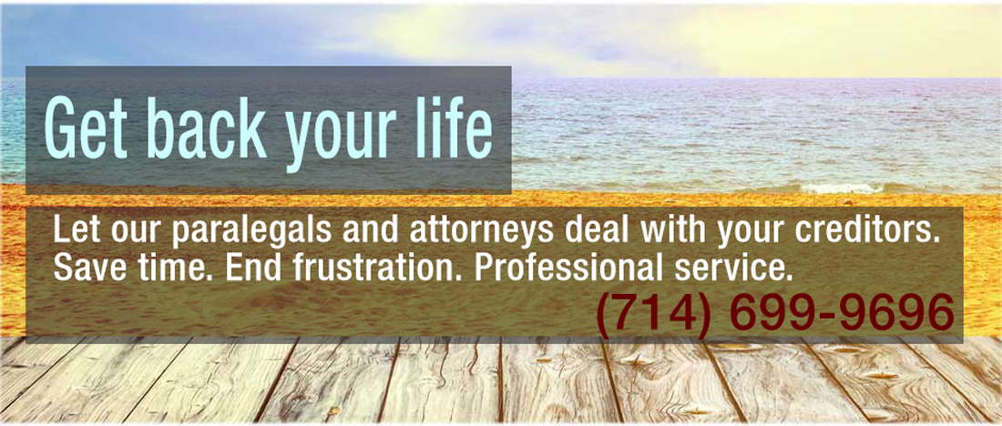 California Credit Repair Attorney